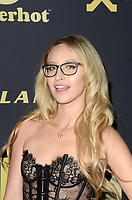 LOS ANGELES - NOV 20:  Ginger Banks at the XBIZ Nominations Gala at the W Hollywood Hotel on November 20, 2019 in Los Angeles, CA