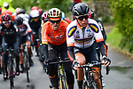 The peloton including Greg Van Avermaet (BEL) CCC Team during Stage 3 of the 2019 Tour de Yorkshire, running 132km from Brindlington to Scarborough, Yorkshire, England. 4th May 2019.<br /> Picture: ASO/SWPix | Cyclefile<br /> <br /> All photos usage must carry mandatory copyright credit (&copy; Cyclefile | ASO/SWPix)