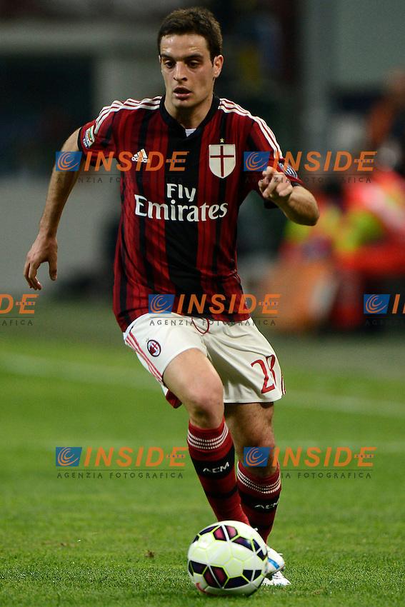 Giacomo Bonaventura Milan<br /> Milano 12-04-2015 Stadio Giuseppe Meazza - Football Calcio Serie A Milan - Sampdoria. Foto Giuseppe Celeste / Insidefoto