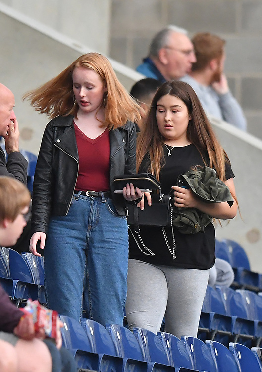 Fans<br /> <br /> Photographer Dave Howarth/CameraSport<br /> <br /> The Carabao Cup Second Round - Preston North End v Hull City - Tuesday 27th August 2019  - Deepdale Stadium - Preston<br />  <br /> World Copyright © 2019 CameraSport. All rights reserved. 43 Linden Ave. Countesthorpe. Leicester. England. LE8 5PG - Tel: +44 (0) 116 277 4147 - admin@camerasport.com - www.camerasport.com