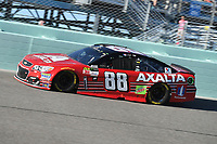 HOMESTEAD, FL - NOVEMBER 19: Dale Earnhardt Jr. drives during the Monster Energy NASCAR Cup Series Championship Ford EcoBoost 400 at Homestead-Miami Speedway on November 19, 2017 in Homestead, Florida. Credit: mpi04/MediaPunch /NortePhoto.com