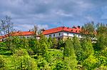 Nowy Wiśnicz 11-05-2019. Zakład karny w Nowym Wiśniczu, Polska<br /> Penal institution in Nowy Wiśnicz, Poland