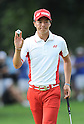 Ryo Ishikawa (JPN),AUGUST 7, 2011- Golf :Ryo Ishikawa of Japan acknowledges the crowd during the final round of the WGC Bridgestone Invitational on the South Course at Firestone Country Club in Akron, Ohio, United States. (Photo by AFLO)