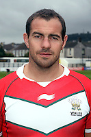 PICTURE BY IAN LOVELL/WRL...Rugby League - Wales Rugby League Headshots 2011 - 21/10/11...Wales Ian Watson.