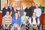 MEETING: A special meeting was held in Stokers Lodge,Tralee on Tuesday night by the Irish Taxi Council, members of the Tralee Taxi's attended. Frontt l-r: Tom Birmingham andNoel Kelly (ITC), Ann Harris  and Mark Moloney (ITC). Back l-r: Mike O'Connor, Pat Thornton, Brendan Leen, Andrew McMahon (ICT), Michael O'Shea, Joe O'Sullivan, John Harkin(ICT) and Sean O'Carroll........ ..........