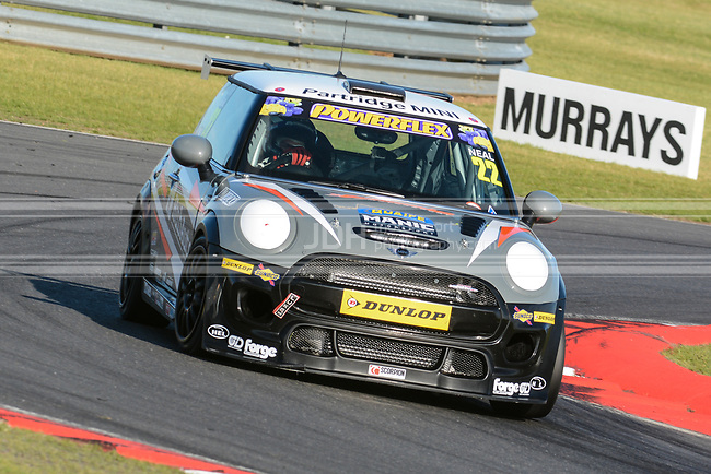 Will Neal - Team Dynamics Mini F56 JCW