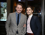 "Michael arden and Andy Mientus Attends the Broadway Opening Night of ""All My Sons"" at The American Airlines Theatre on April 22, 2019  in New York City."