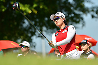 SINGAPORE - MARCH 03: Minjee Lee of Australia on the 2nd tee during the final round of the HSBC Women's World Championship 2019 at Sentosa Golf Club - Tanjong Course, Singapore on March 03, 2019.<br /> .<br /> .<br /> .<br /> (Photo by: Naratip Golf Srisupab/SEALs Sports Images)<br /> .<br /> Any image use must include a mandatory credit line adjacent to the content which should read: Naratip Golf Srisupab/SEALs Sports Images