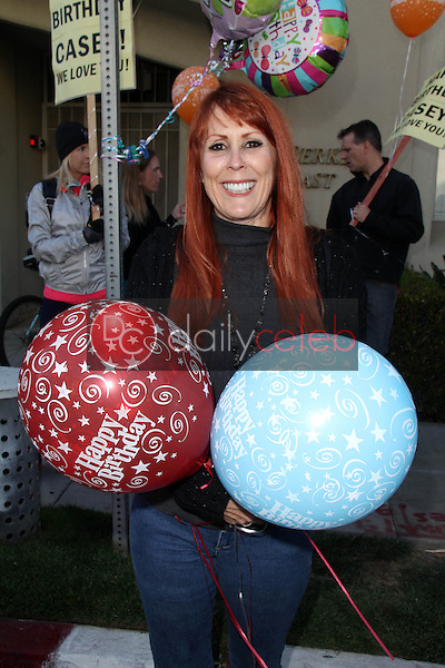 Teri Groves<br /> at the Casey Kasem's 82nd Birthday Vigil, outside the facility where he is being kept away from all who love him, Berkley East Convalescent Center, Santa Monica, CA 04-27-14<br /> David Edwards/DailyCeleb.com 818-249-4998