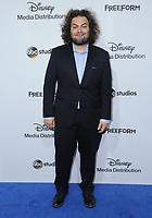21 May 2017 - Burbank, California - Dustin Ybarra. ABC Studios and Freeform International Upfronts held at The Walt Disney Studios Lot in Burbank. Photo Credit: Birdie Thompson/AdMedia