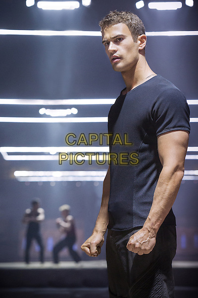 Theo James<br /> in Divergent (2014) <br /> *Filmstill - Editorial Use Only*<br /> CAP/FB<br /> Image supplied by Capital Pictures
