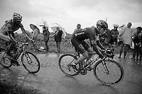 Marcel Wyss (SUI/IAM) in action<br /> <br /> 2014 Tour de France<br /> stage 5: Ypres/Ieper (BEL) - Arenberg Porte du Hainaut (155km)