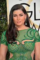 Trace Lysette at the 74th Golden Globe Awards  at The Beverly Hilton Hotel, Los Angeles USA 8th January  2017<br /> Picture: Paul Smith/Featureflash/SilverHub 0208 004 5359 sales@silverhubmedia.com