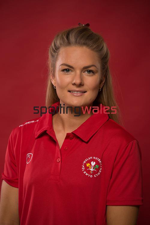 Welsh Netball Squad - Netball Europe Open Championships 2016<br /> 08.05.16<br /> ©Steve Pope - Sportingwales