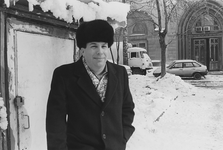 Leader of the Communist Party of the Russian Federation Gennady Zyuganov in April 11, 1994. (Photo by Bill Thomas/CQ Roll Call via Getty Images)