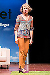 "Maria Pujalte at ""Losers"" theater play in Madrid, November 03, 2015. <br /> (ALTERPHOTOS/BorjaB.Hojas)"