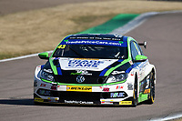 #44 Ollie Pidgley Trade Price Cars with Team HARD Racing Volkswagen CC during BTCC Practice  as part of the Dunlop MSA British Touring Car Championship - Rockingham 2018 at Rockingham, Corby, Northamptonshire, United Kingdom. August 11 2018. World Copyright Peter Taylor/PSP. Copy of publication required for printed pictures.