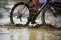 mudfest!<br /> <br /> Junior Men's race<br /> UCI 2016 cyclocross World Championships