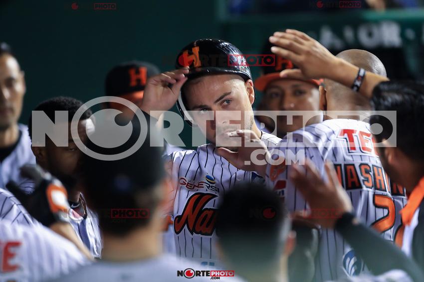 Matthew Skole, durante el 3er. encuentro de la serie de beisbol entre Tomateros vs Naranjeros. Temporada 2016 2017 de la Liga Mexicana del Pacifico.<br /> &copy; Foto: LuisGutierrez/NORTEPHOTO.COM