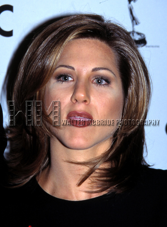 © WALTER McBRIDE / , USA...JENNIFER ANISTON  5/19/95.DAYTIME EMMY AWARDS.MARIOTT MARQUIS HOTEL, NYC..CREDIT ALL USES.