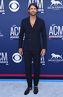 07 April 2019 - Las Vegas, NV - Ryan Hurd. 54th Annual ACM Awards Arrivals at MGM Grand Garden Arena. Photo Credit: MJT/AdMedia<br /> CAP/ADM/MJT<br /> &copy; MJT/ADM/Capital Pictures
