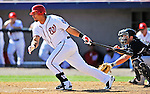 12 March 2011: Washington Nationals' catcher Wilson Ramos in action during a Spring Training game against the New York Yankees at Space Coast Stadium in Viera, Florida. The Nationals edged out the Yankees 6-5 in Grapefruit League action. Mandatory Credit: Ed Wolfstein Photo