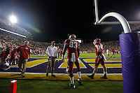 HAWGS ILLUSTRATED JASON IVESTER --11/14/2015--<br /> Arkansas @ LSU football