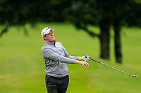 Matthew McClean (Malone) during the first round at the Mullingar Scratch Trophy, the last event in the Bridgestone order of merit Mullingar Golf Club, Mullingar, West Meath, Ireland. 10/08/2019.<br /> Picture Fran Caffrey / Golffile.ie<br /> <br /> All photo usage must carry mandatory copyright credit (© Golffile | Fran Caffrey)