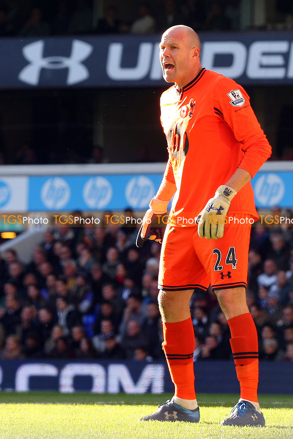Brad Friedel of Tottenham Hotspur -  Tottenham Hotspur vs Newcastle United at the White Hart Lane Stadium - 10/11/13 - MANDATORY CREDIT: Dave Simpson/TGSPHOTO - Self billing applies where appropriate - 0845 094 6026 - contact@tgsphoto.co.uk - NO UNPAID USE