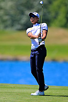 Danthai Boonma (THA) during the second round of the Lyoness Open powered by Organic+ played at Diamond Country Club, Atzenbrugg, Austria. 8-11 June 2017.<br /> 09/06/2017.<br /> Picture: Golffile | Phil Inglis<br /> <br /> <br /> All photo usage must carry mandatory copyright credit (&copy; Golffile | Phil Inglis)