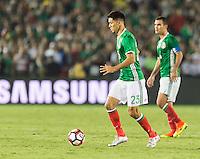 Pasadena, CA - Thursday June 09, 2016: Jesus Molina during a Copa America Centenario Group C match between Mexico (MEX) and Jamaica (JAM) at Rose Bowl Stadium.