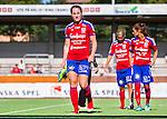 Stockholm 2015-07-11 Fotboll Damallsvenskan Hammarby IF DFF - Vittsj&ouml; GIK :  <br /> Vittsj&ouml;s Antonia G&ouml;ransson g&aring;r av planen efter matchen mellan Hammarby IF DFF och Vittsj&ouml; GIK <br /> (Foto: Kenta J&ouml;nsson) Nyckelord:  Fotboll Damallsvenskan Dam Damer Zinkensdamms IP Zinkensdamm Zinken Hammarby HIF Bajen Vittsj&ouml; GIK portr&auml;tt portrait
