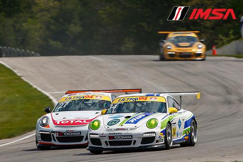 20-22 May 2016, Bowmanville, Ontario, Canada <br /> 34, Shaun McKaigue, Gold, 2013 Porsche<br /> &copy;2016, Jake Galstad<br /> LAT Photo USA