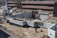 Bridgeport Hospital - Park Avenue Campus Outpatient Center<br /> Architect: Shepley Bulfinch  Contractor: Gilbane Building Company, Glastonbury, CT.<br /> James R Anderson Photography   New Haven CT   photog.com<br /> Date of Photograph: 6 April 2015