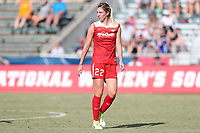 Cary, North Carolina  - Saturday August 19, 2017: Alyssa Kleiner during a regular season National Women's Soccer League (NWSL) match between the North Carolina Courage and the Washington Spirit at Sahlen's Stadium at WakeMed Soccer Park. North Carolina won the game 2-0.