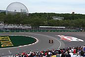 June 9th 2017, Montreal, Canada; Formula 1 Grand prix of Canada, Free practise day;  Stoffel Vandoorne - McLaren Honda MCL32