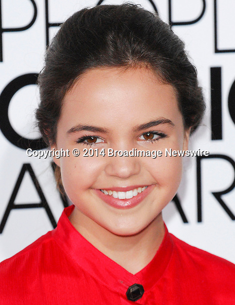 Pictured: Bailee Madison<br /> Mandatory Credit &copy; Adhemar Sburlati/Broadimage<br /> People's Choice Awards 2014 - Arrivals<br /> <br /> 1/8/14, Los Angeles, California, United States of America<br /> <br /> Broadimage Newswire<br /> Los Angeles 1+  (310) 301-1027<br /> New York      1+  (646) 827-9134<br /> sales@broadimage.com<br /> http://www.broadimage.com
