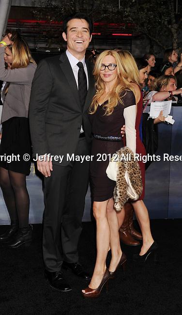 LOS ANGELES, CA - NOVEMBER 12: Goran Visnjic arrives at 'The Twilight Saga: Breaking Dawn - Part 2' Los Angeles premiere at Nokia Theatre L.A. Live on November 12, 2012 in Los Angeles, California.