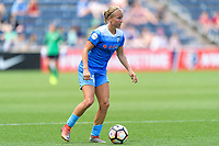 Bridgeview, IL - Saturday June 17, 2017: Alyssa Mautz during a regular season National Women's Soccer League (NWSL) match between the Chicago Red Stars and the Washington Spirit at Toyota Park. The match ended in a 1-1 tie.