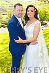 O'Regan/Brosnan wedding in the Ballyroe Heights Hotel on Saturday May 4th