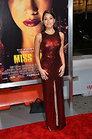 "LOS ANGELES, CA. January 30, 2019: Gina Rodriguez at the world premiere of ""Miss Bala"" at the Regal LA Live.<br /> Picture: Paul Smith/Featureflash"