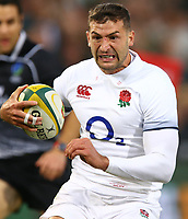 Jonny May of England during the 2018 Castle Lager Incoming Series 2nd Test match between South Africa and England at the Toyota Stadium.Bloemfontein,South Africa. 16,06,2018 Photo by Steve Haag / stevehaagsports.com