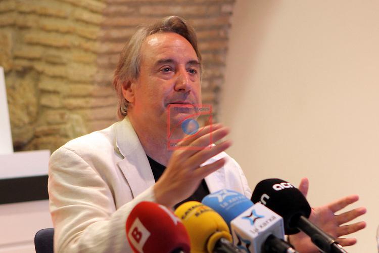Academia del Cinema Catala.<br /> Presentaci&oacute; El Cicle Gaudi.<br /> Juanjo Puigcorbe.