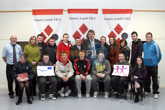 Welcome Youth Project preparing for trip to Poland...Photo NEWSFILE/Jenny Matthews.(Photo credit should read Jenny Matthews/NEWSFILE)....This Picture has been sent you under the condtions enclosed by:.Newsfile Ltd..The Studio,.Millmount Abbey,.Drogheda,.Co Meath..Ireland..Tel: +353(0)41-9871240.Fax: +353(0)41-9871260.GSM: +353(0)86-2500958.email: pictures@newsfile.ie.www.newsfile.ie.FTP: 193.120.102.198.