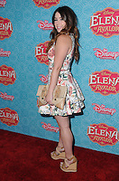 """16 July 2016 - Beverly Hills, California. Jillian Rose Reed. Arrivals for the Los Angeles VIP screening for Disney's """"Elena of Avalor"""" held at Paley Center for Media. Photo Credit: Birdie Thompson/AdMedia"""