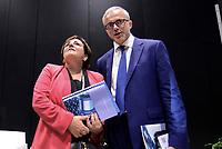 Roma, 25 Maggio 2017<br />  Rossella Orlandi e Ernesto Maria Ruffini<br /> Agenzia delle entrate- Equitalia<br /> Convegno &quot;L'innovazione digitale del fisco&quot; durante il Forum PA 2017 della Pubblica amministrazione
