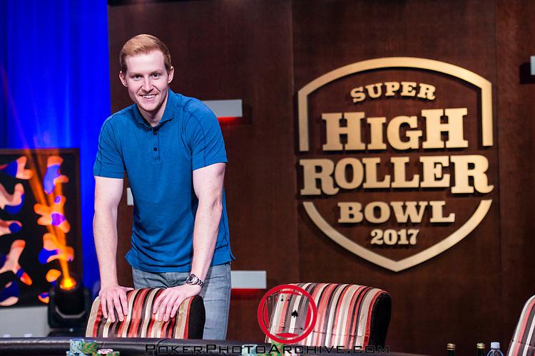 Poker Central's Sam Simmons