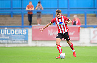 Lincoln City's trialist<br /> <br /> Photographer Chris Vaughan/CameraSport<br /> <br /> Football Pre-Season Friendly (Community Festival of Lincolnshire) - Lincoln City v Lincoln United - Saturday 6th July 2019 - The Martin & Co Arena - Gainsborough<br /> <br /> World Copyright © 2018 CameraSport. All rights reserved. 43 Linden Ave. Countesthorpe. Leicester. England. LE8 5PG - Tel: +44 (0) 116 277 4147 - admin@camerasport.com - www.camerasport.com