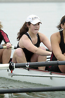 REDWOOD SHORES, CA - JANUARY 2002:  Katie Ringo of the Stanford Cardinal during practice in January 2002 in Redwood Shores, California.