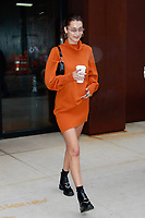 OCT 08 Bella Hadid seen in New York City